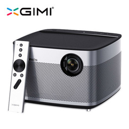 $enCountryForm.capitalKeyWord NZ - Original XGIMI H1 Home Theater Projector 300 Inch 1080P Full HD 3D 3GB 16GB Android 5.1 Bluetooth Wifi Support 4K DLP TV Beamer 3D proyector