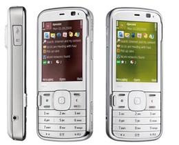 Tarjeta desbloqueada de la barra del teléfono de la cámara 5MP Tarjeta del teléfono celular inteligente de la pulgada N79 de 2.4 pulgadas con la radio de FM Bluetooth del wifi WIFI con la caja