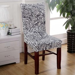 11 Colors Fashion Stretch Banquet Slipcovers Dining Room Wedding Party Chair Covers Seat Cover