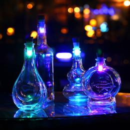 $enCountryForm.capitalKeyWord NZ - Fashion LED USB Rechargeable Bottle Stopper Wood Wine Cork Lights Night Lamp Xmas Christmas Decoration Bar Party Supplies ZA3235
