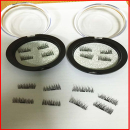 $enCountryForm.capitalKeyWord Canada - Magnetic Eyelashes 3D Mink handmade lashes no glue easy remove False Eye Lashes Extension Super Natural Long Fake Eyelashes.