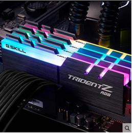 TRIDENTZ 32G magic Leuchte Halo Licht Licht bar DDR4 3200 8Gx4 Desktop vierkanaligen Speicher im Angebot