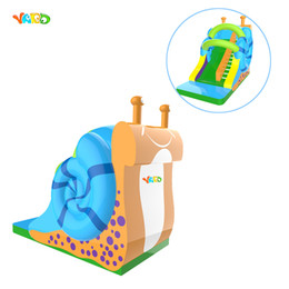 inflatable water toys for kids NZ - Factory Direct Sale New Design Hot Selling Commercial Inflatable Water Slide For Kids