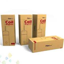 Coil jig wire Coiling tool online shopping - PilotVape Coil Magician Clone Electronical Coiling Tool Heat Wire Rolling Automatically Perfect Tool Kit Automatic Coil Jig for RDA DHL Free