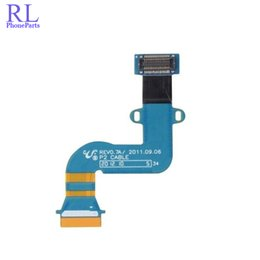 Mainboard flex cable online shopping - 10pcs For Samsung Galaxy Tab Plus P3100 P6200 P3110 Connect Mainboard LCD Flex Cable Ribbon Replacement