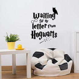 $enCountryForm.capitalKeyWord Canada - Details About Custom Vinyl Car Decal Wizard In Training Sticker Harry Potter Wand Hogwarts Mural DIY