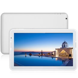 1366x768 Tablet NZ - Wholesale- HIPO A106 Android 5.1 Tablet PC 10.6 inch Allwinner A33 Quad Core 1.3GHz 1GB  16GB Bluetooth 4.0 OTG WiFi Dual Cameras PC Tabl