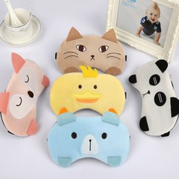 Barato Olhos Bonitos Do Remendo Do Sono-Cute Panda / Bird / Cat / Fox Rest Aid Máscara de olho Cover EyePatch Beauty Respire a máscara de sono Travel Rest Aid Eye Mask Cover Eye Patch