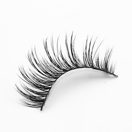 $enCountryForm.capitalKeyWord Canada - Plastic Black Stem False Eyelashes Soft Natural Thick False Eyelashes 3D Sable Makeup Tools Eyelashes