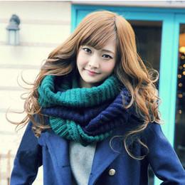 $enCountryForm.capitalKeyWord Canada - Wholesale-Womens Fall Fashion Winter Scarf Women Magic Knit Wool Ladies Neck Scarves Wraps Men Echarpe Female Cachemire Scarfs W3005