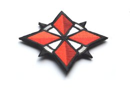 $enCountryForm.capitalKeyWord Canada - PVC Resident Evil patch Umbrella Corporation Logo Uniform Costume Badge Patch Tactical 3D Rubber PVC patches Morale Armband Badge 666