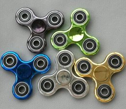 Low fidget spinners online shopping - The lowest sale Newest hand spinner High Speed Fine craft spiner Low noise Lasting rotation fidget spinner