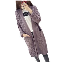 0b63d47b23 Plus size sweater online shopping - 2017 New Autumn winter plus size loose sweater  women twisted