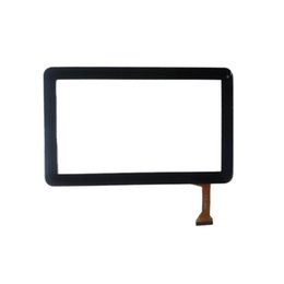 dh tablets Australia - New 10.1 inch Touch Screen Digitizer Glass DH-1007A1-FPC033-V3.0 Tablet PC