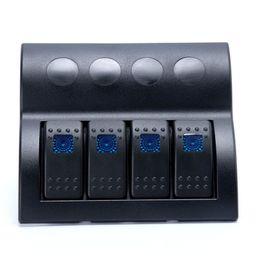 $enCountryForm.capitalKeyWord NZ - Car Marine 4 gang breaker switch panel