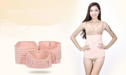 Maternity Support Bands Canada - 2016 Top Selling tummy Belly Band Corset belts Support for Maternity Women Stomach Slimming Band Abdominal Binder After Pregnancy Belt Q0523