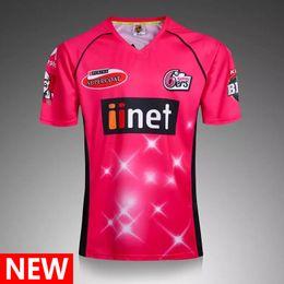 a6f1395ead7 2017 Sydney Rangers Green Cricket Shirt rugby jersey top quality Sydney  Team four men jerseys best price Team customization S-2XL cheap cricket  jersey ...