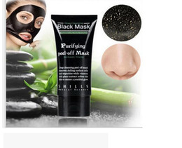 $enCountryForm.capitalKeyWord Australia - Black mask Suction blackheads removers face mask Pore Cleaner collagen facial mask 50ml SHILLS Deep Cleansing purifying peel off Peel Masks