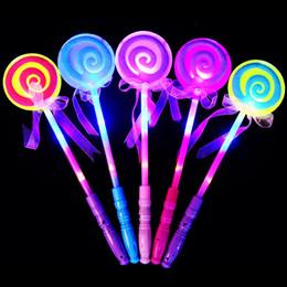 Magic stick tricks online shopping - Magic Tricks Hildren Light Magic Bar Flash Fairy Stick Children s Toys LED lamp toy Magic Wand Random Color ingbaby ZJ0405