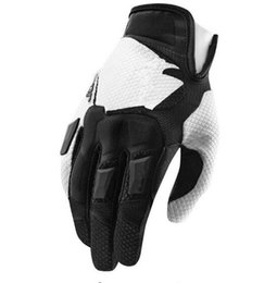 China 2017 New Flow Motorcycle Motorbike Bike Cycling Motocross Gloves Racing Off-Road MTB ATV GEL MX Bicycle Gloves 4 color M L XL cheap glove cycling gel suppliers