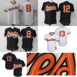 info for aea47 5d4c5 good baltimore orioles 8 cal ripken 1989 orange mitchell ...