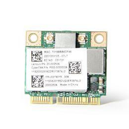 $enCountryForm.capitalKeyWord NZ - Wholesale- Broadcom BCM943227 BCM943227HM4L 802.11b g n 300Mbps Wireless Wifi Half Mini PCI-E Wlan Card for Lenovo IBM Z370 Z570 Z475 B475