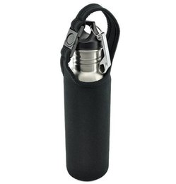 Chinese  Beer Bottles Insulated Bag Cover Carrier Bag Neoprene Pouch Straps Bicycle Bottle Holder for Beer Bottle Cooler with Keyring Bottle Open manufacturers
