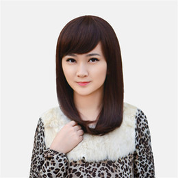 Wigs Natural Brazil NZ - Density Of 150% Virgins Shoes With Brazil Pressure Full Lace Wig Baby Hair Silk Weaving Wig Of Human Hair Natural Color Is Full Of My Shoes