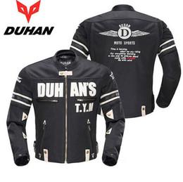 $enCountryForm.capitalKeyWord NZ - Duhan breathable Summer mesh motorcycle jacket biker motorcycle harley chopper jacket Men's lightweight Racing Clothing