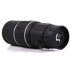 Optic zOOm online shopping - New Arrvial DHL Shipping x Dual Focus Zoom Optic Lens Armoring Monocular Telescope Outdoor AP