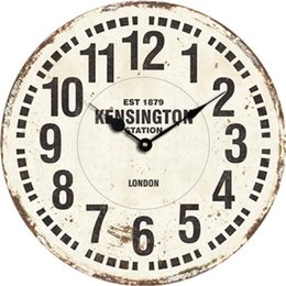 wholesale home decor white vintage wall clock modern design simple cheap london oversized large decorative antique wooden wall clock affordable large
