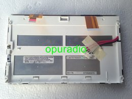 "V Gps Canada - Top quality Original Sharp 7"" lcd screen LQ070T5GG03 with touch panel for Honda FRV FR-V car GPS Navigation audio LCD modules"
