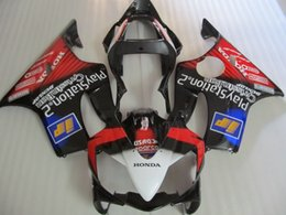 $enCountryForm.capitalKeyWord Australia - Injection molded ABS plastic fairing kit for Honda CBR600 F4I 01 02 03 red black fairings set CBR600F4I 2001-2003 OT23