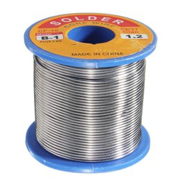 154a869fd05 Newest 300g 1.2mm Tin Lead 63 37 Solder 2% Flux Soldering Iron Wire Welding  Rosin Core 55 x 50mm Newest