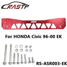 Camera Theft Canada - RASTP -High Quality BWR Styled Rear Subframe Brace Fit For Honda Civic 96-00 EK With Logo Have In Stock RS-ASR003-EK