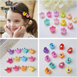 $enCountryForm.capitalKeyWord Canada - Cute kids hair claws Crown hair accessories Princess girls hair clips Hot-sale Barrette Top-end Hairgrips Basin G368