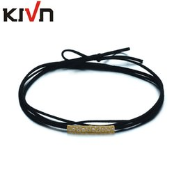 $enCountryForm.capitalKeyWord NZ - KIVN Fashion Jewelry Black Retro Gothic Punk Choker Collar Necklaces for Women Girls Christmas Birthday Promotion Gifts