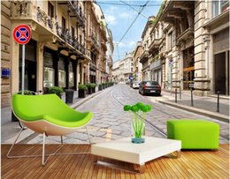 $enCountryForm.capitalKeyWord Australia - 3d room wallpaer custom mural photo European town background wall scenery picture decoration painting 3d wall murals wallpaper for walls 3 d