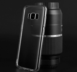 samsung a3 back cases 2019 - for Samsung S8 case TPU galaxy S8 plus A3 A7 2017 case cover ultra thin clear back transparent soft tpu case