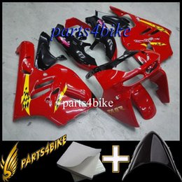 $enCountryForm.capitalKeyWord NZ - Aftermarket Plastic Fairing for Kawasaki ZX9R 94 97 ZX-9R 1994-1997 94 95 96 97 red Motorcycle Body Kit