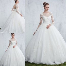 Discount Simple Beautiful Wedding Dresses Sleeves | Simple Beautiful ...