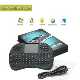 Mxiii Media player online shopping - Wireless Mini Keyboard Rii i8 Fly Mouse Multi Media Player Remote Control with Touchpad for Android Smart Box MXIII M8 MXQ MX3 Mini PC