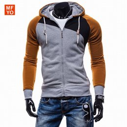 Assassin Creed Veste Coton Pas Cher-Marque Mens Hoodies Moleton Masculino Hanches Hops Coton Sweats Patchwork Couleur Survêtement Casual À Capuche Vestes Assassins Creed