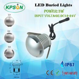 2017 Patio Floor Lights 12pcs Lot Outdoor Garden Patio Paver Recessed Deck  Lamp IP67 12V 24V