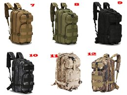 $enCountryForm.capitalKeyWord Canada - Outdoor bags 12 style camping mountaineering multi-function 3P backpack Fan of military equipment High quality and practical