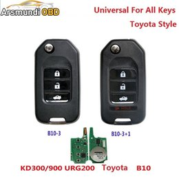 $enCountryForm.capitalKeyWord UK - keydiy B10 3 BUTTON 3+1 Button For Toyota remote key for KD200 KD900 URG200 Remote Control to produce 433mhz and 315mhz