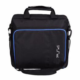 Saco de armazenamento de ombro bolsa de transporte bolsa de proteção bolsa para playstation 4 para console controlador de acessórios ps4