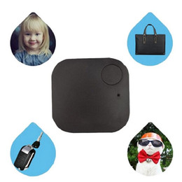 bag mini gps Canada - Nut Mini Smart Finder Bluetooth Tag GPS Tracker Key Wallet Kids Pet Dog Cat Child Bag Phone Locator Anti Lost Alarm Sensor New