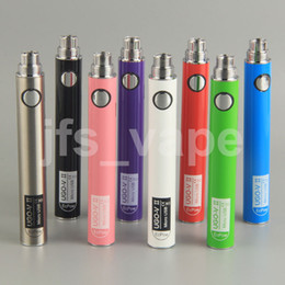 evod pen e cigarettes NZ - Hot EVOD Vape Pen Micro USB Cable Pass Through Ugo VII Battery Electronic Cigarette 650 900mah dab kit E- Ciga Battery vaporizer