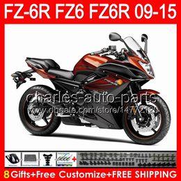 $enCountryForm.capitalKeyWord Canada - 8gifts For YAMAHA FZ6R 09 10 11 12 13 14 15 FZ6N FZ6 gloss orange 89NO30 FZ-6R FZ 6R 2009 2010 2011 2012 2013 2014 2015 black orange Fairing